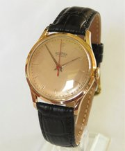Vintage Watches For Sale >> Antiques Atlas Roamer Antique And Vintage Mens Watches
