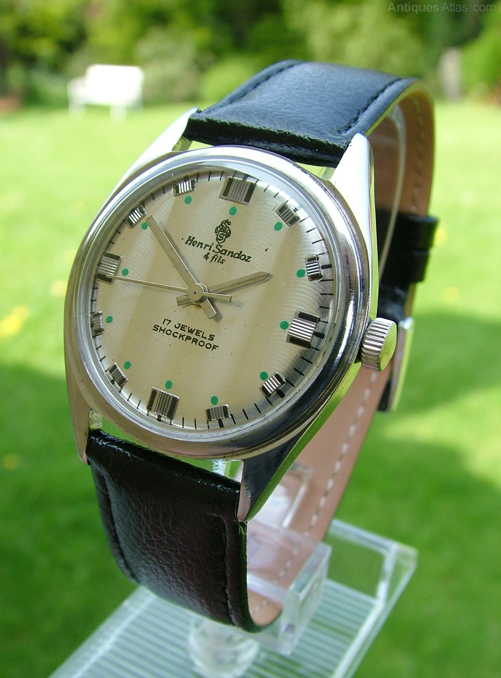 Antiques Atlas - A 1950 Mid-size Bulova Wrist Watch
