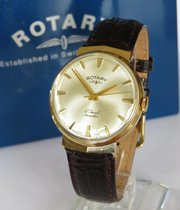 401cae4844a ... Watch Company · Gents 9ct gold Rotary wrist wa