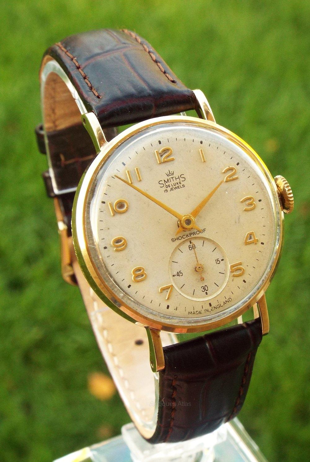 Antiques Atlas - 1950s Mid-size Sinex Genève Wrist Watch