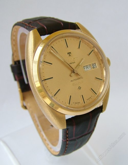 Dating vintage tissot watches