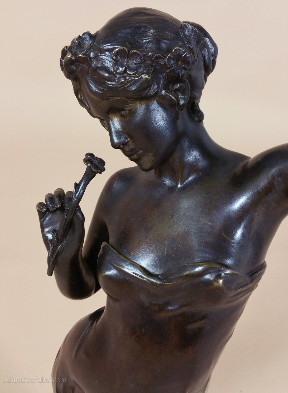 The price of the reign Limited edition bronze sculpture