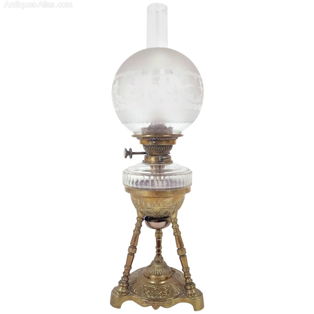Antiques Atlas - 19th Century Rippingilles Patent Brass ...