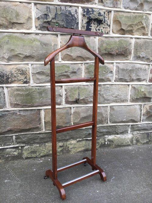 Antique Clothes Valet Stand Antiques