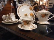 Art Deco Pallisy Tea Set