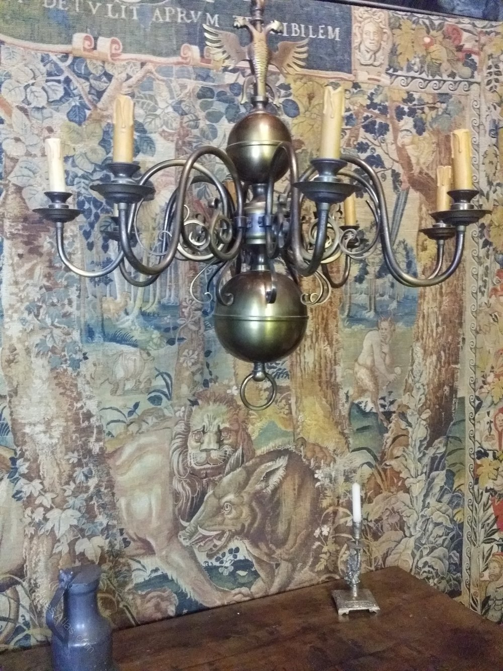 Antiques Atlas Antique Flemish Chandelier Cleaning And Rewiring Chandeliers Lighting