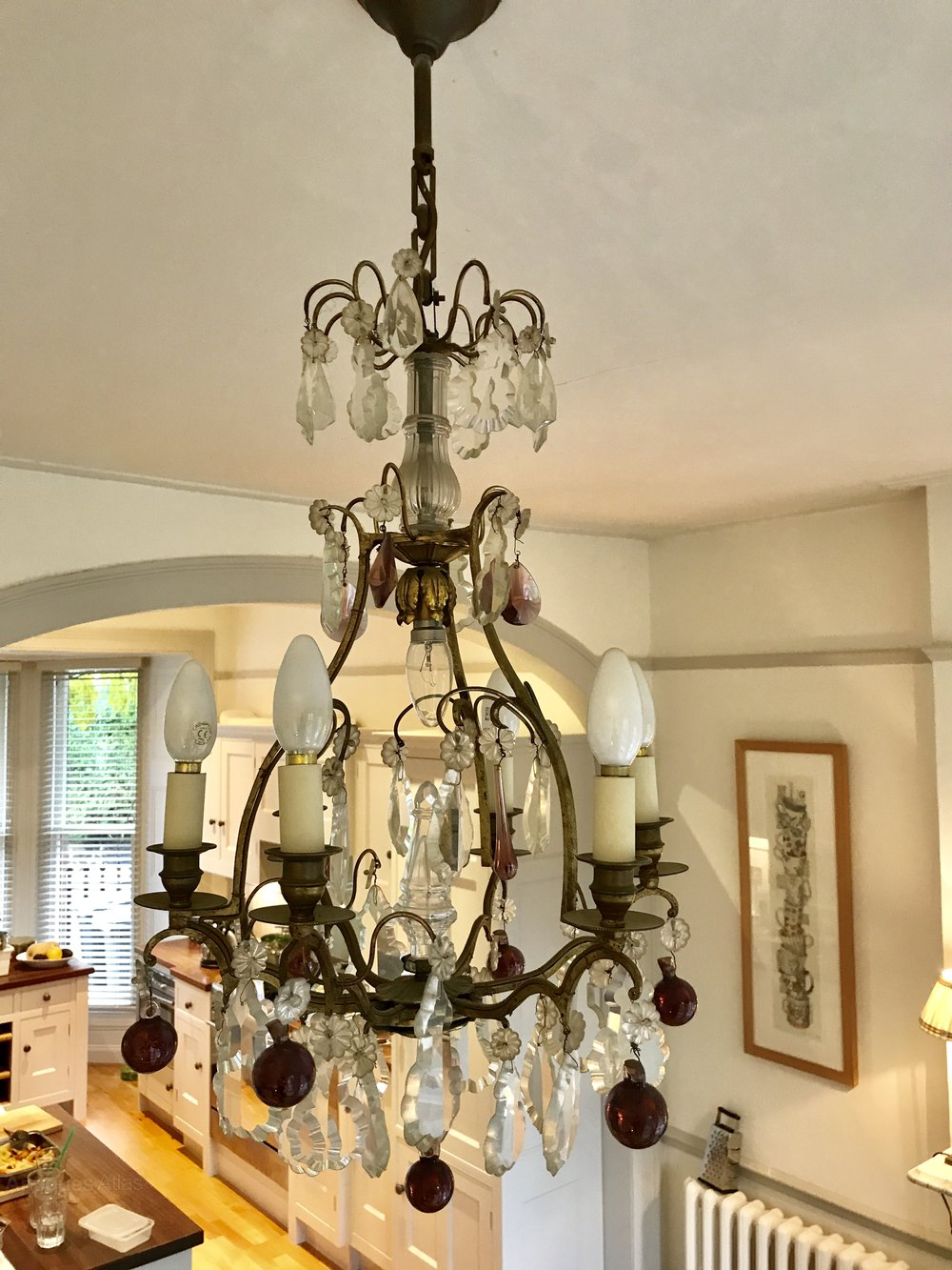 Antiques atlas antique french chandeliers interiors antique french chandelier arubaitofo Gallery