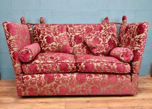 Super Edwardian Knole Sofa Antiques Atlas Inzonedesignstudio Interior Chair Design Inzonedesignstudiocom