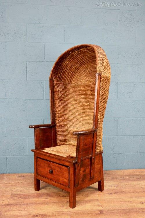 - Gentleman's Orkney Chair - Antiques Atlas
