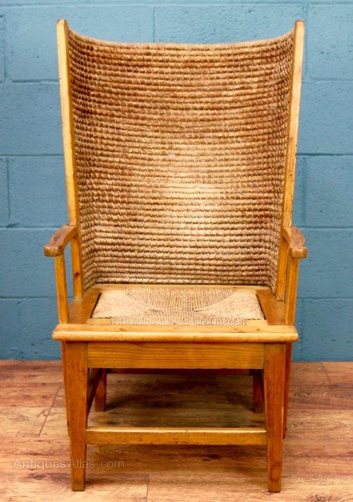 - Ladies' Orkney Chair - Antiques Atlas