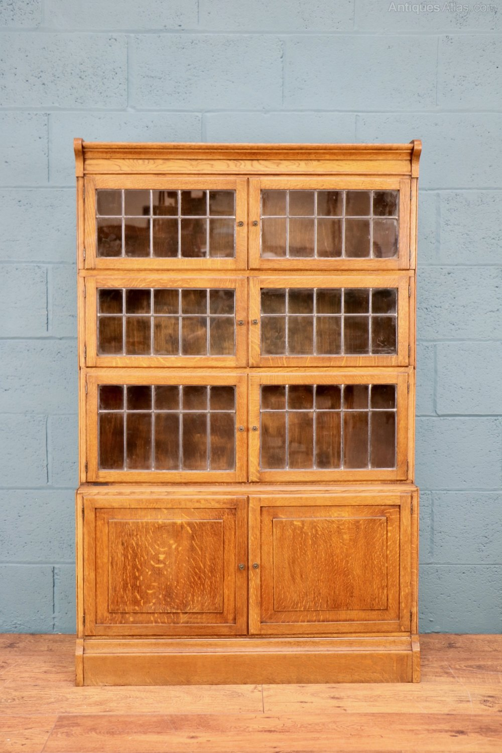 Minty Oxford Stacking Bookcase Antiques Atlas