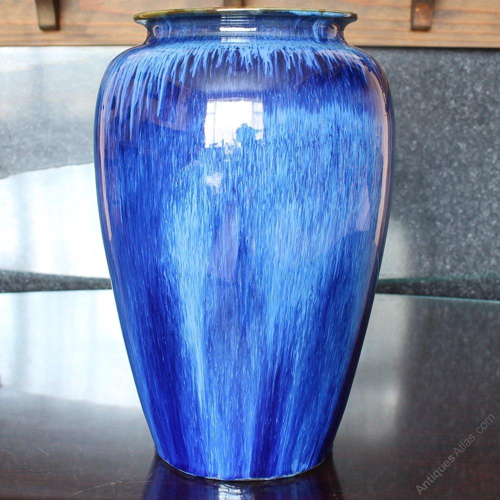 Antiques atlas electric blue bourne denby danesby ware vase electric blue bourne denby danesby ware vase reviewsmspy