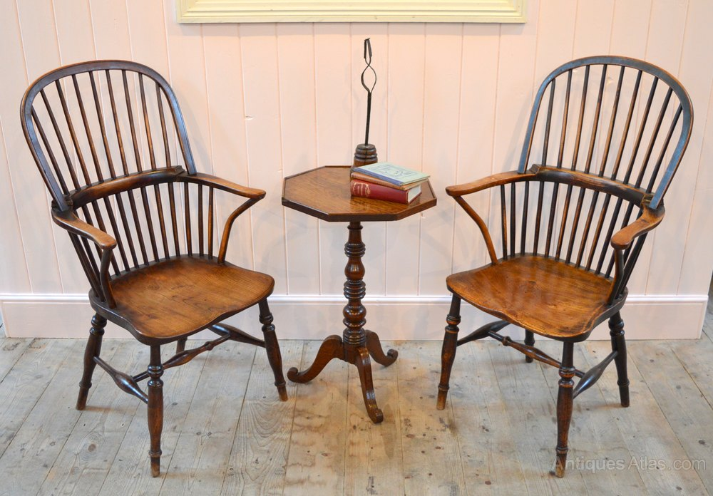 18thC Welsh Oak Candle Stand Table Antique Candle Stands ...