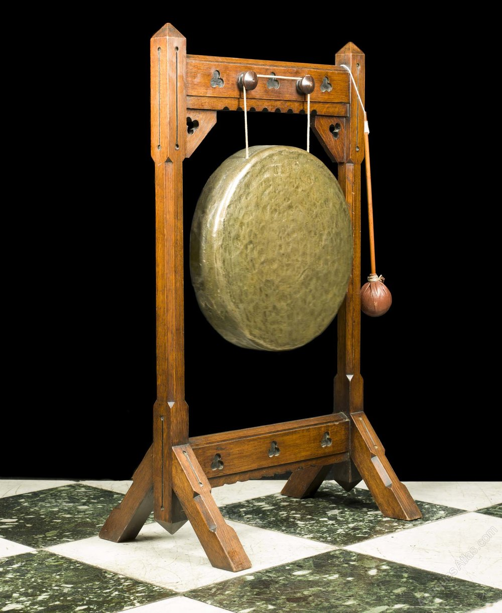 dinner gong