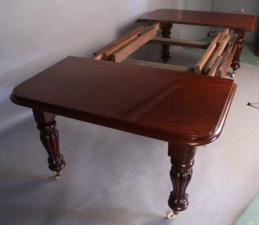Good A Victorian Extending Dining Table Antique Dining Suites dining table mahogany