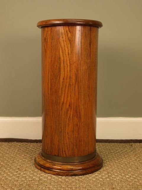 a 19th century oak umbrella stand - antiques atlas Antique Umbrella Stand
