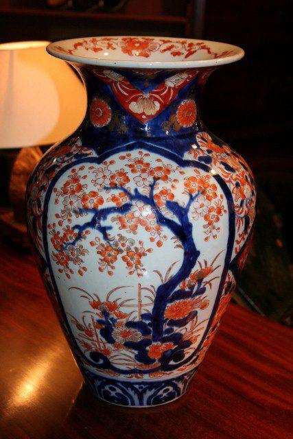 Antiques Atlas Antique Imari Vase
