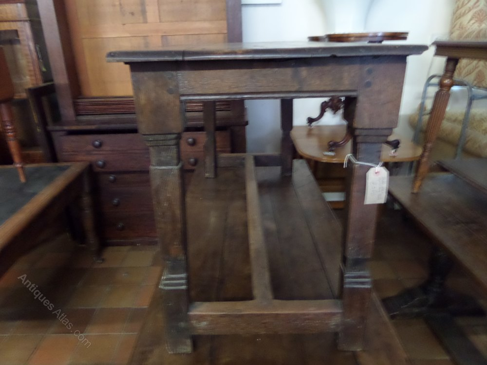 Oak Refectory Table Antique Refectory Tables