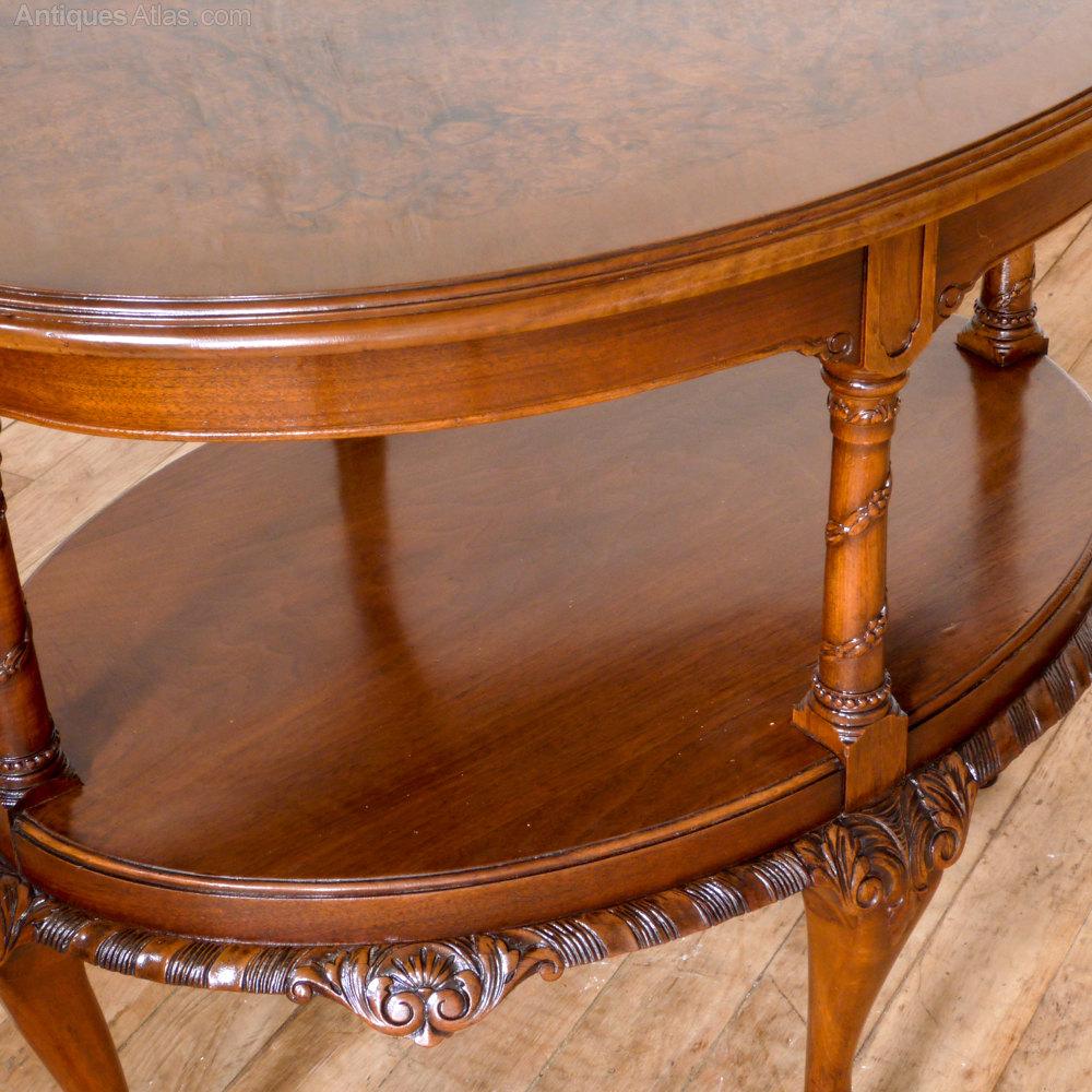 fine walnut etagere antiques atlas. Black Bedroom Furniture Sets. Home Design Ideas