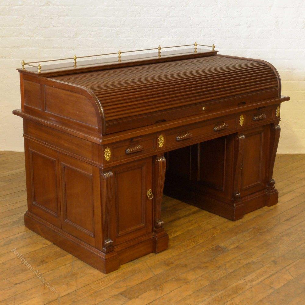 top for roll furniture amish desk desks mn mankato