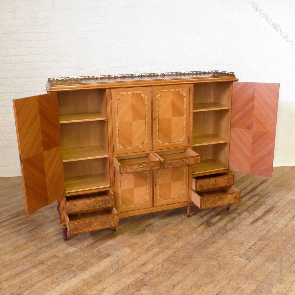 Antiques Atlas Walnut Cocktail Cabinet