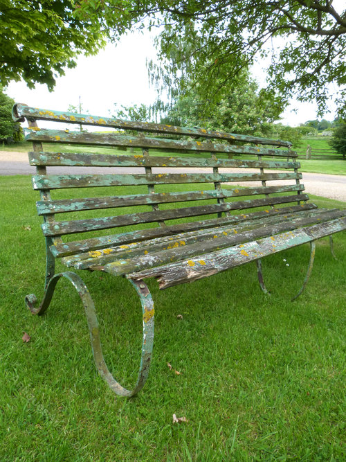 Incredible Antiques Atlas 19Th Century Garden Bench Ncnpc Chair Design For Home Ncnpcorg