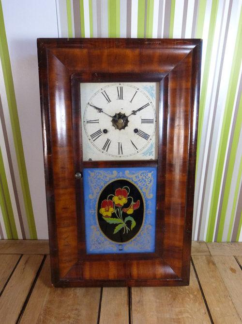 Antiques Atlas American Wall Clock