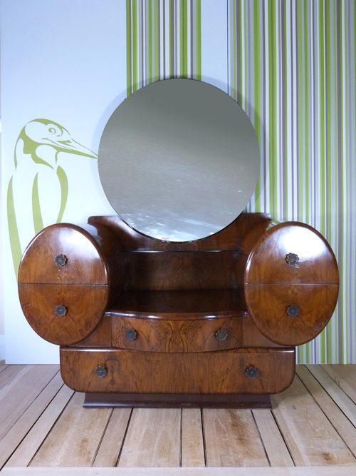 Art Deco Dressing Table Antiques Atlas
