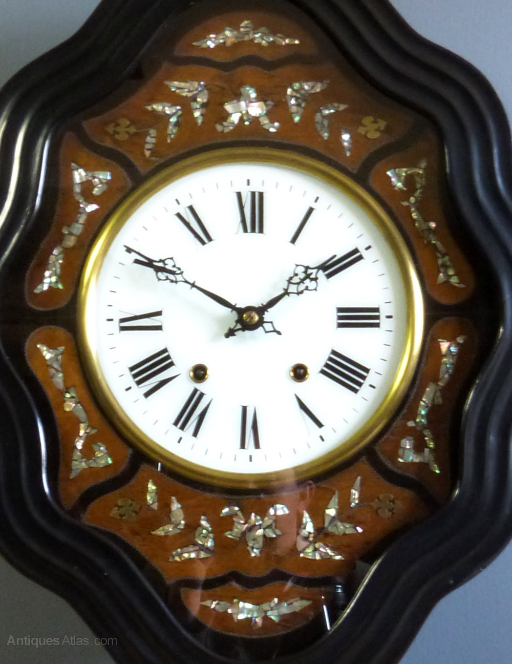 Antiques Atlas French Vineyard Clock