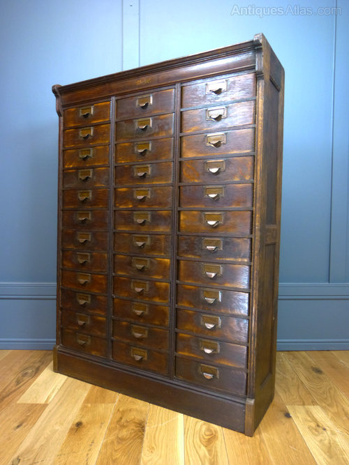 Globe Ideal Filing Cabinet Antique Cabinets