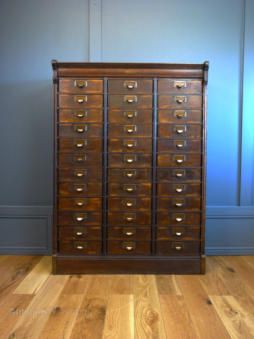 Globe Ideal Filing Cabinet