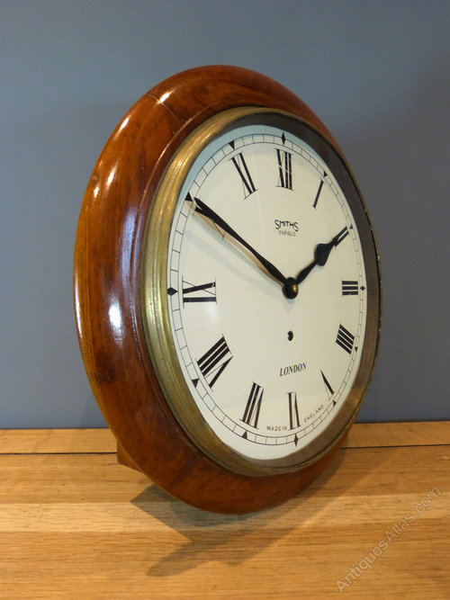Antiques Atlas Smith S Enfield School Clock