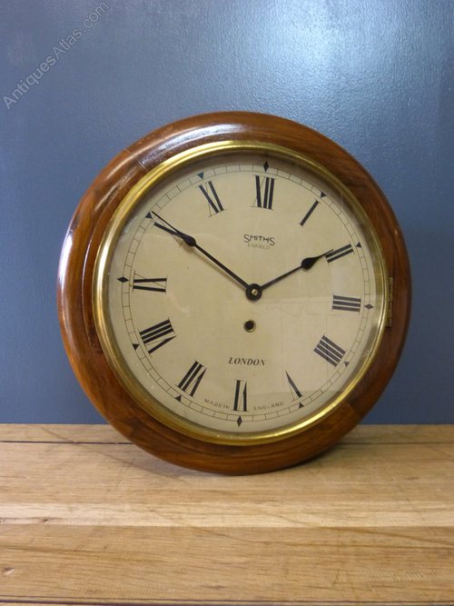 Antiques Atlas Smiths Wall Clock