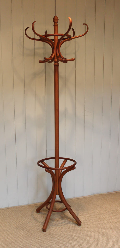 1920s Bentwood Hat And Coat Stand Antiques Atlas
