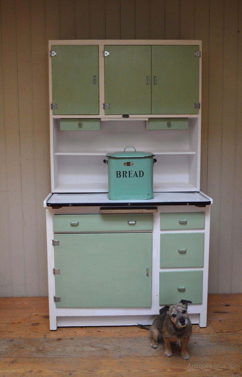 1930s Easiwork Kitchen Cabinet - Antiques Atlas