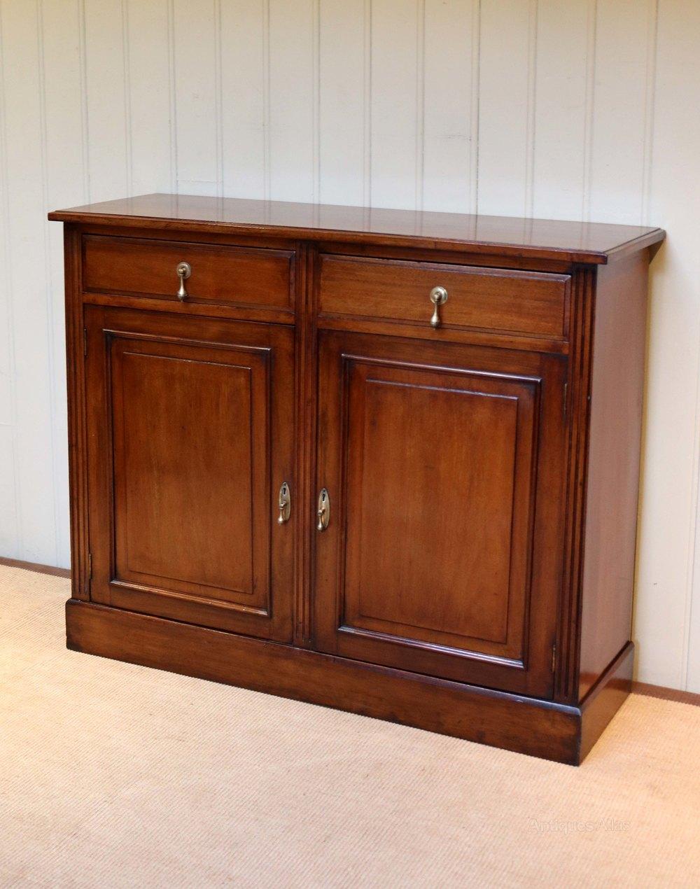 edwardian mahogany sideboard antiques atlas. Black Bedroom Furniture Sets. Home Design Ideas
