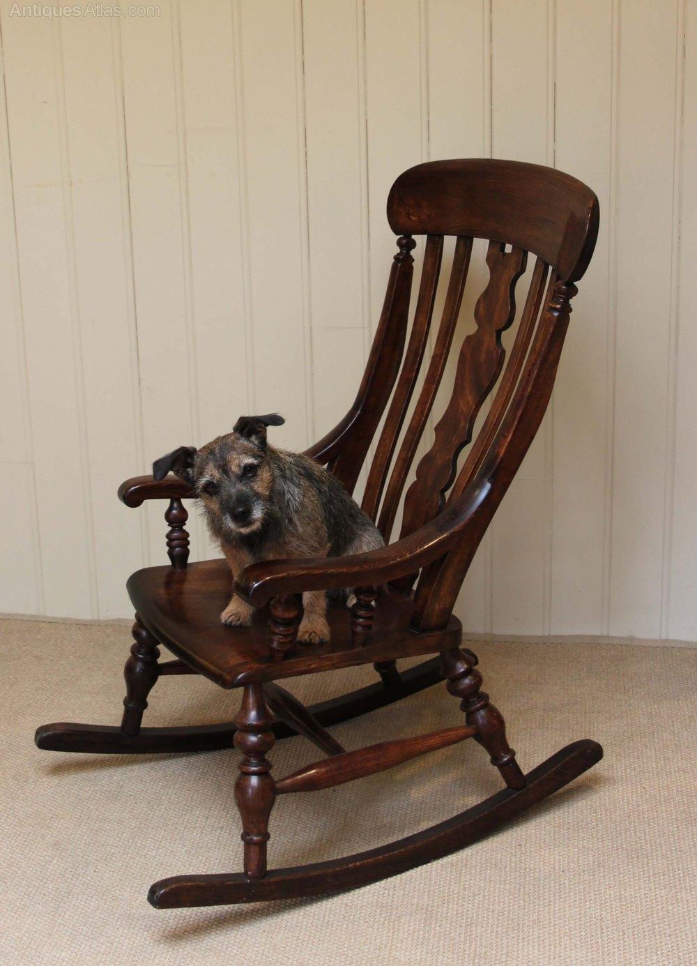 Farmhouse Rocking Chair Antiques Atlas