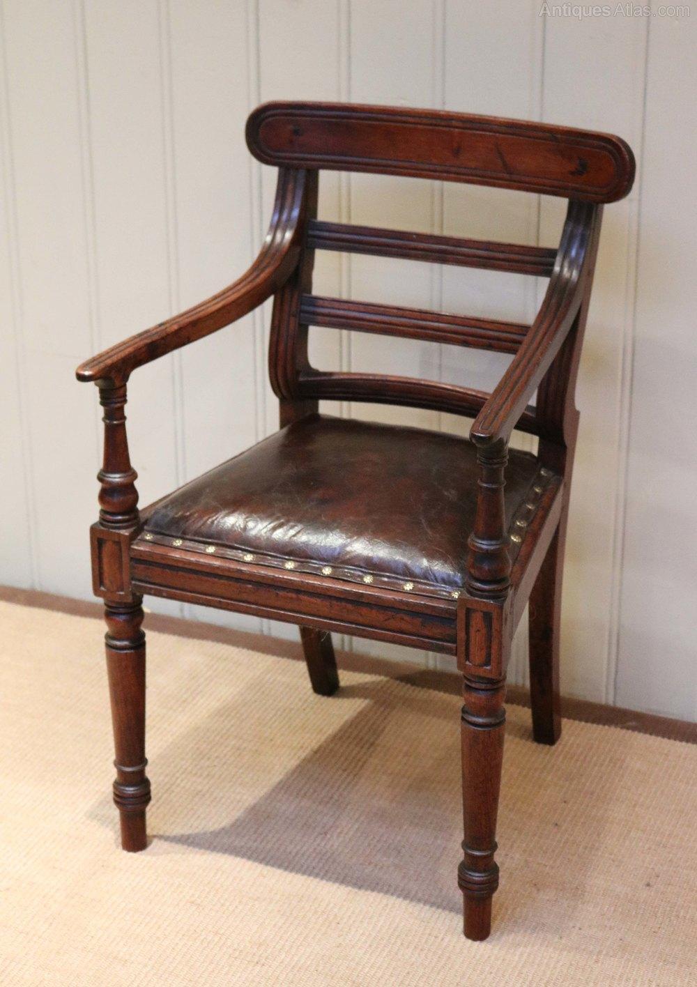 Regency Mahogany Childrens Chair Antique Childs Chairs Regency Mahogany  %%alt5%% ... - Regency Mahogany Children's Chair - Antiques Atlas