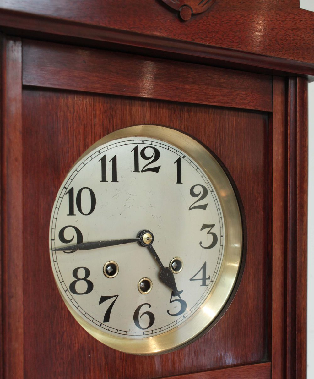 60eaf082ab9 Westminster Chime Wall Clock Antique Wall Clocks ...