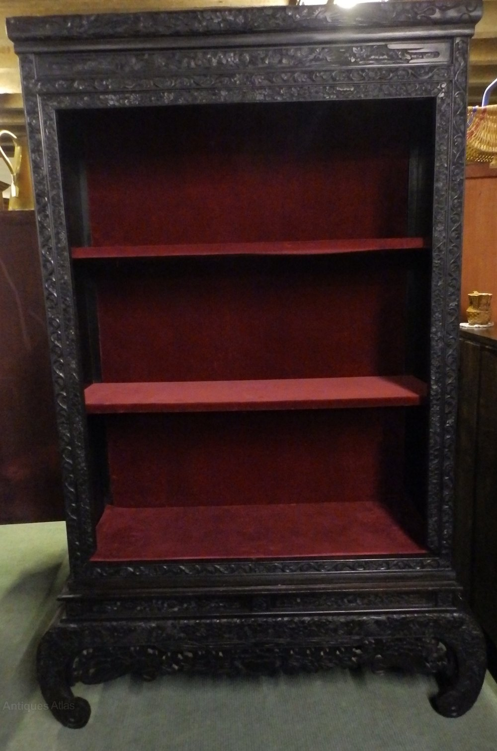 Superb 1800S Japanese Bookcase On Stand Antiques Atlas Download Free Architecture Designs Scobabritishbridgeorg