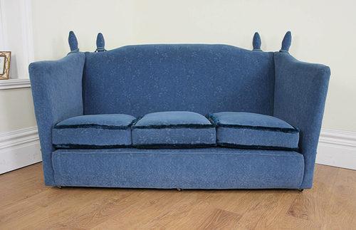 Edwardian Knole Style Couch C 1901