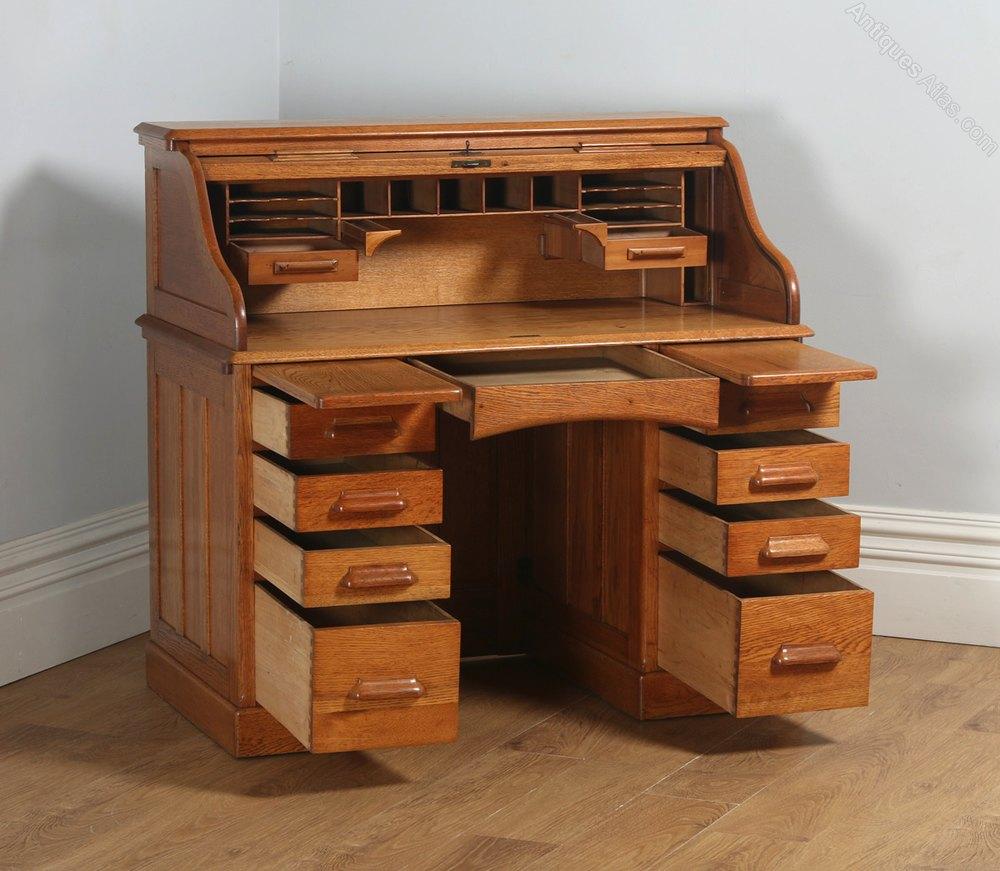 Desks Rolltop Roll Top