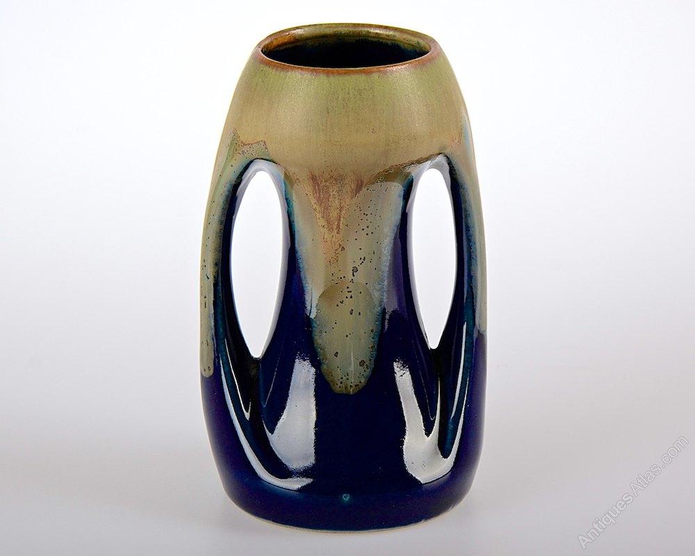 Antiques atlas art deco french denbac ceramic vase art deco french denbac ceramic vase floridaeventfo Image collections
