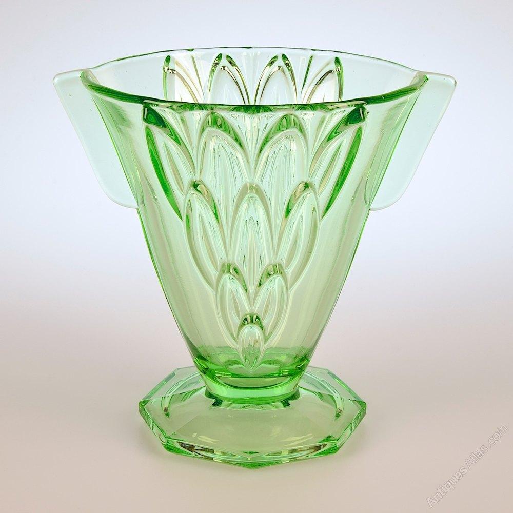 S Uranium Art Glass For Sale