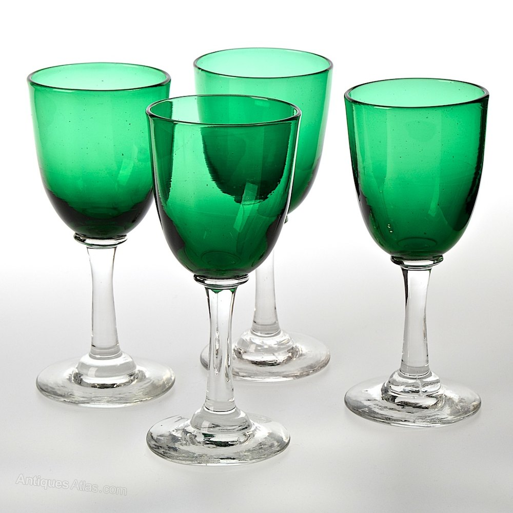 Bristol Green Glasses